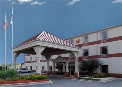 Photo Credit: Comfort Inn-Frederick