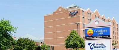 Photo Credit: Comfort Inn Conference Center-Bowie