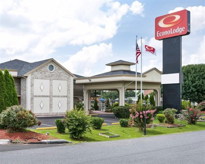 Econo Lodge-Princess Anne exterior