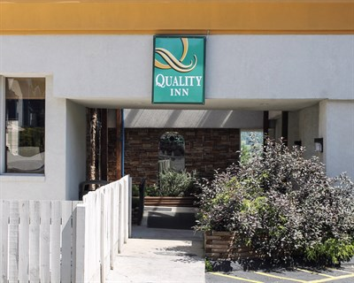 Quality Inn-Deep Creek exterior