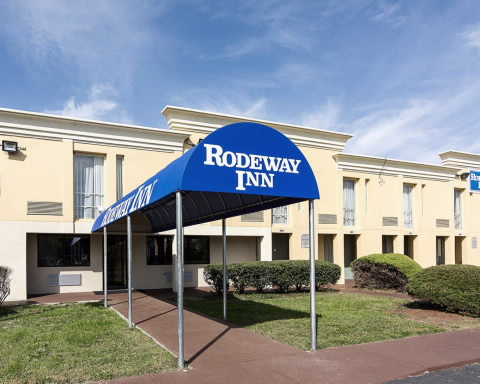 Rodeway Inn-Camp Springs/Andrews AFB exterior