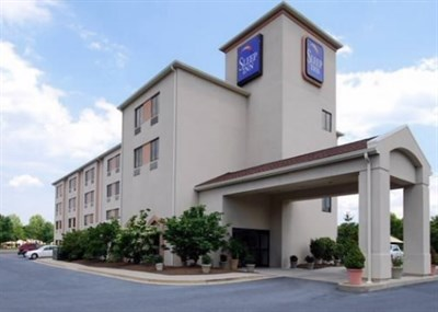 Sleep Inn-Frederick exterior