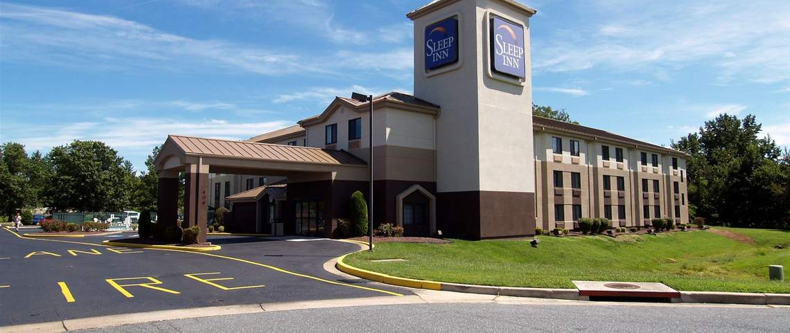 Photo Credit: Sleep Inn-Salisbury