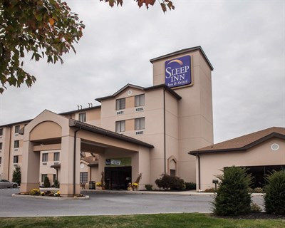 Sleep Inn & Suites-Hagerstown exterior