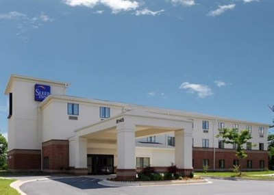Sleep Inn Columbia Gateway-Jessup exterior