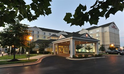 Hilton Garden Inn-BWI exterior