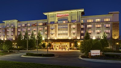 Photo Credit: Sheraton-Rockville