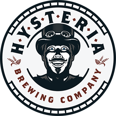 Hysteria Brewing Co. logo