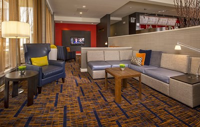 Courtyard by Marriott-Baltimore Hunt Valley interior