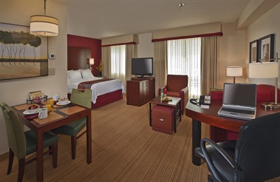 Residence Inn by Marriott-Annapolis interior