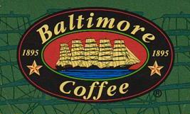 Baltimore Coffee and Tea logo