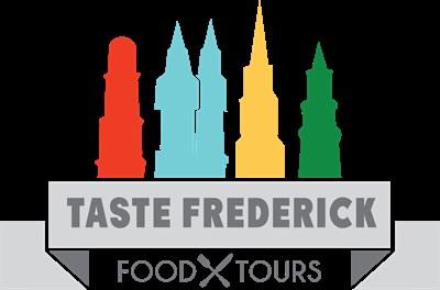 Taste Frederick Food Tour logo