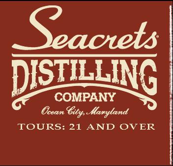 Seacrets Spirits logo