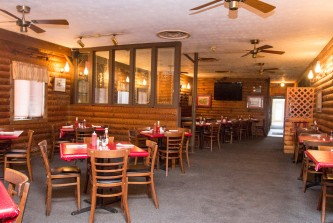Adam's Taphouse and Grill interior