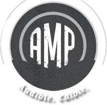 AMP by Strathmore logo