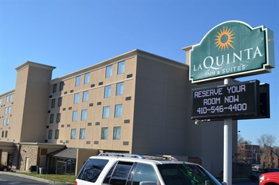 Photo Credit: LaQuinta Inn & Suites-Salisbury