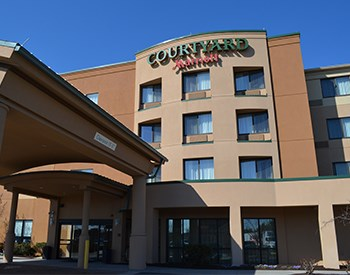 Photo Credit: Courtyard by Marriott-Salisbury