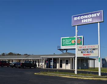 Economy Inn-Salisbury