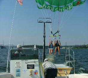 Photo Credit: Old Time Parasail