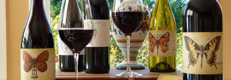 Catoctin Breeze Vineyard wines