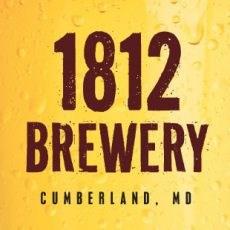 1812 Brewery beer logo