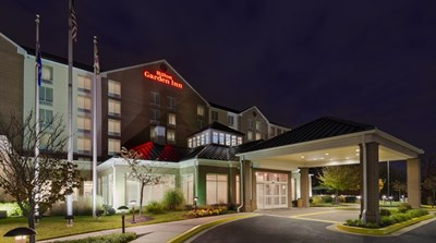 Hilton Garden Inn-Washington, DC/Greenbelt exterior