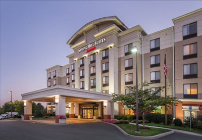 SpringHill Suites by Marriott-Hagerstown exterior