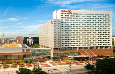 Photo Credit: Hilton-Baltimore Convention Center Hotel
