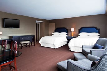 Photo Credit: Sheraton-Inner Harbor/Baltimore
