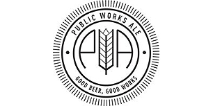 Picture of the Public Works Ale logo