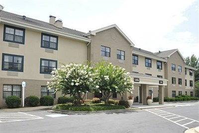 Extended Stay America-Gaithersburg North exterior view