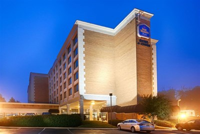 Best Western Plus Hotel & Suites-Rockville exterior view
