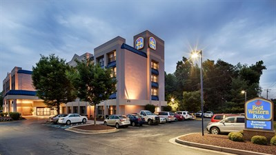 Photo Credit: Best Western Plus-BWI Airport/Arundel Mills