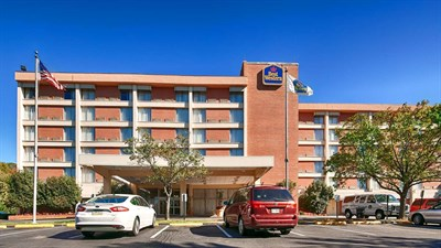 Best Western-Capital Beltway exterior view