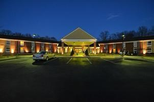 Best Western-La Plata Inn exterior night view