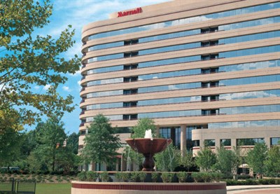 Bethesda Marriott Suites exterior view