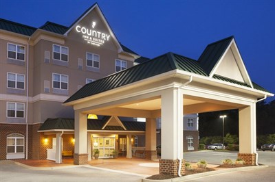 Country Inn & Suites-California exterior view