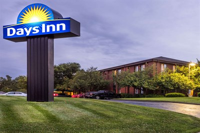 Days Inn of Westminster exterior view