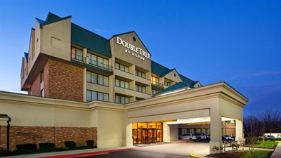 DoubleTree by Hilton Hotel-Baltimore North/Pikesville exterior view