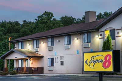 Super 8 Motel-Thurmont exterior view