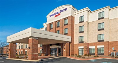 SpringHill Suites by Marriott-Prince Frederick exterior view