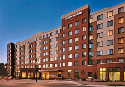 Residence Inn by Marriott-National Harbor Washington, DC exterior view