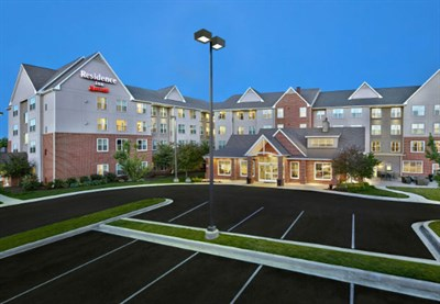 Residence Inn by Marriott-Waldorf exterior view