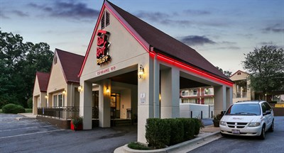 Red Roof Inn Plus-Rockville exterior view