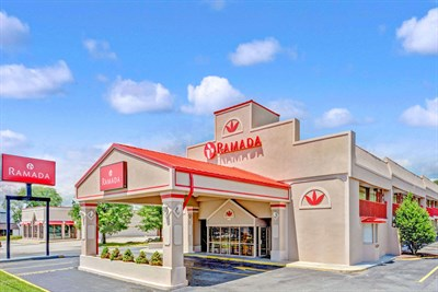 Ramada Baltimore West-Catonsville exterior view