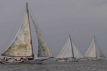 Past SkipJack race