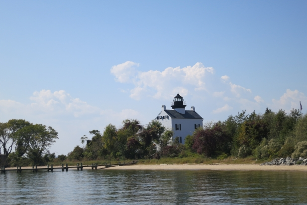 Blackistone Lighthouse at St. Clement's Island State Park