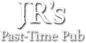 JR's Past-Time Pub logo