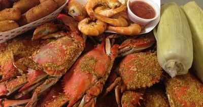 Photo Credit: Mr. B's Seafood