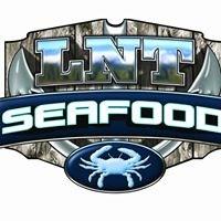 LNT Seafood logo